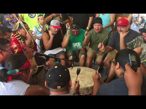 Meskwaki Nation at Mayetta powwow 2017 3