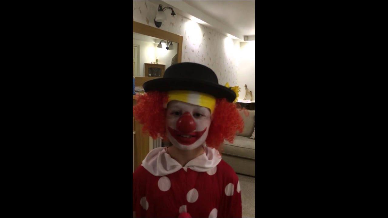 Pictures of midget clowns