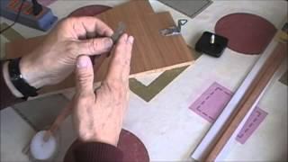 Como hacer un reloj de pendulo artesanal