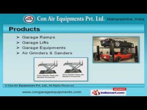 Air Grinders And Garage Equipment By Con Air Equipments Pvt. Ltd., Pune