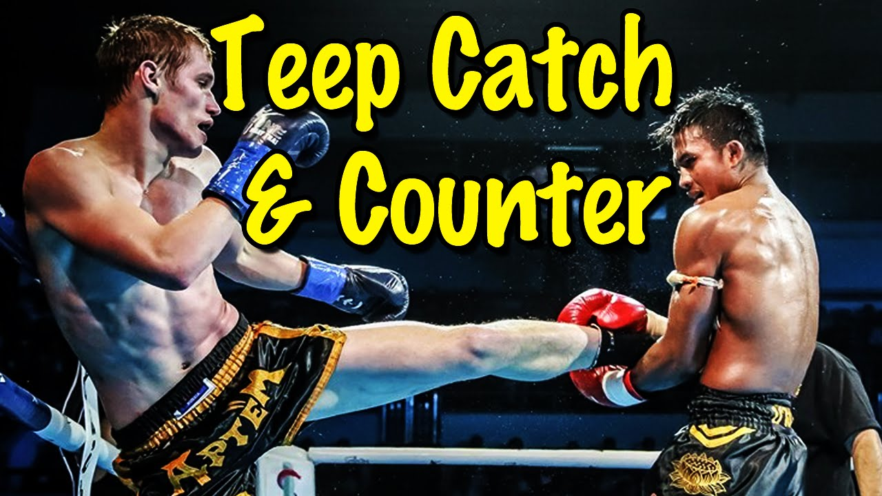 muay thai counter techniques pdf