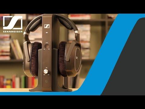 Sennheiser Rs 185 Casque Audio Sans Fil Test Et Avis Complet