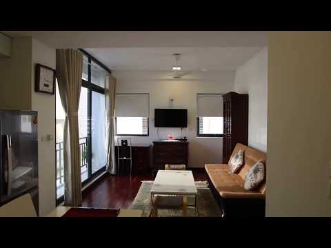 Modern 01 bedroom apartment for rent in Tay Ho district, Hanoi