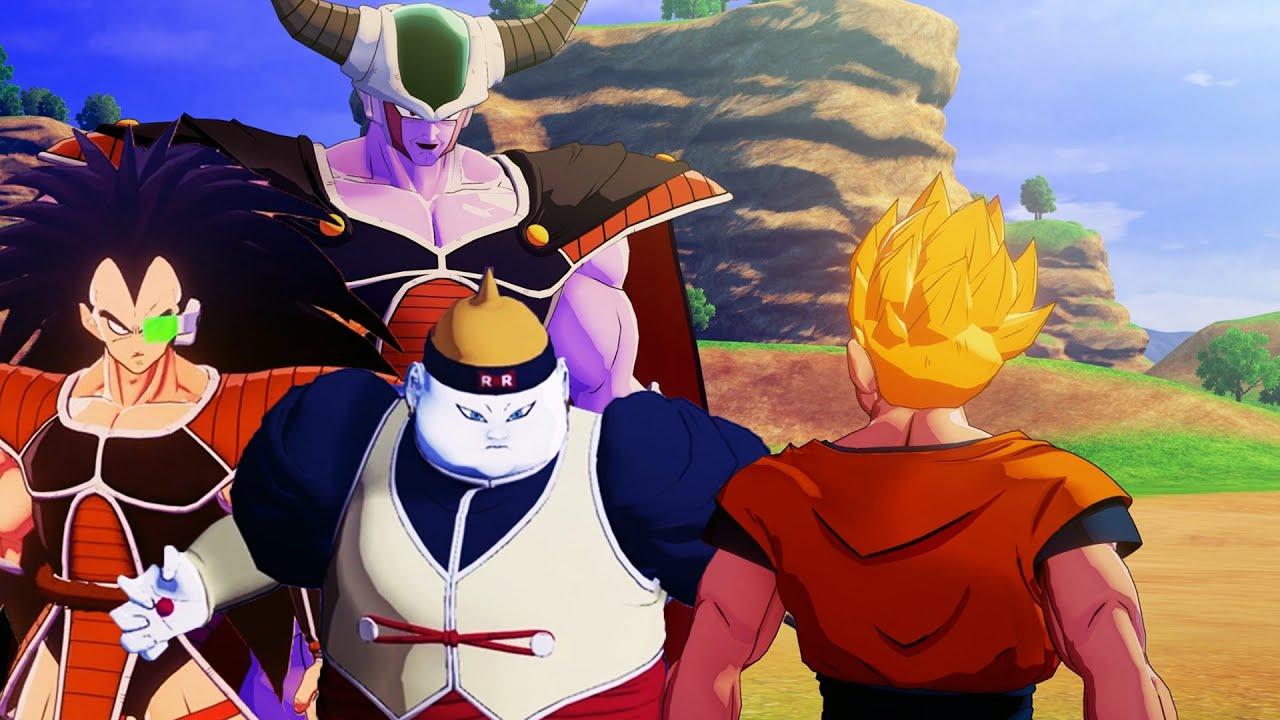 Dragon Ball Xenoverse 2 Beta Gameplay Walkthrough Part 4 Planet Namek Super Saiyan 2 By Inbetweengamer