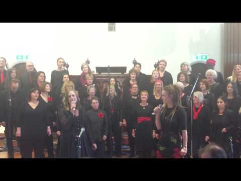 I Just Can't Give Up Now by Melbourne Mass Gospel Choir