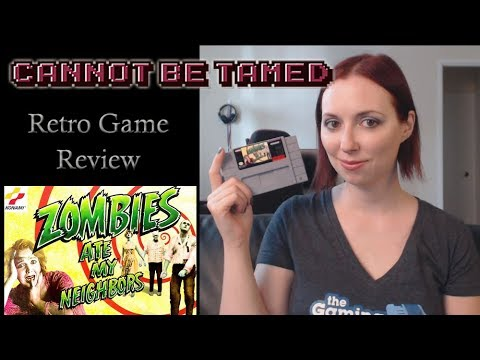 Zombies Ate My Neighbors (SNES) - Retro Game Review