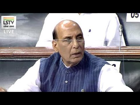 Transgression Attempts By China In Ladakh Foiled: Rajnath Singh Tells Parliament