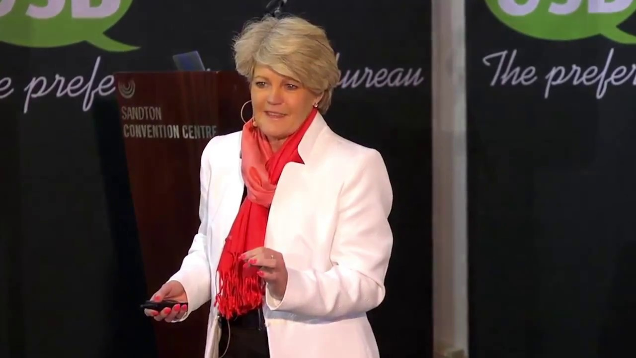 Lynn Baker Speaker Show reel