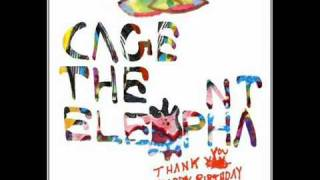 Cage The Elephant - Aberdeen  Thank You, Happy Birthday