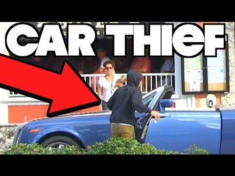 STOLEN Rolls Royce Prank Gone Wrong!! (Part 1)