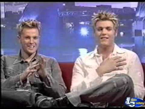 Westlife   Interview Part 3 John Daly Show  26 03 2001