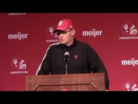 Coach TV: Allen talks Illinois