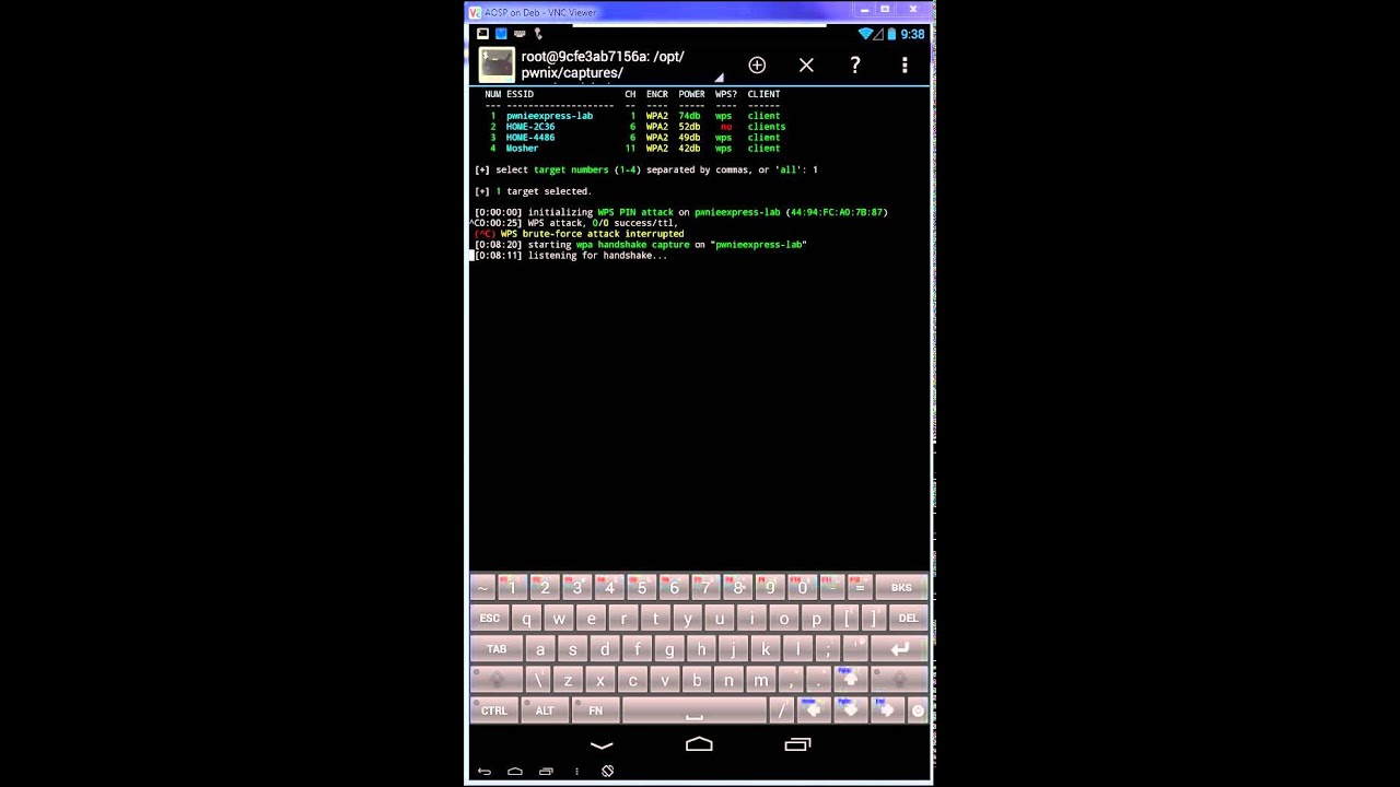 How to Use WiFite on the Pwn Pad
