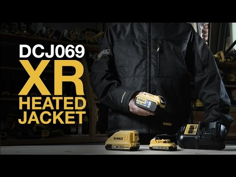 DCJ069 XR Heated Jacket From DEWALT