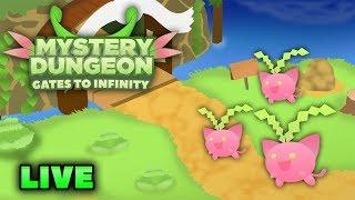 LEGENDARNE ZAGROŻENIE?! - Pokemon Mystery Dungeon Gates to Infinity #7 - Na żywo