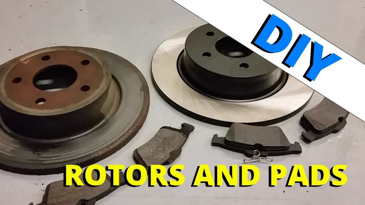Ford Escape Rotors And Pads How To