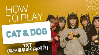 TXT (투모로우바이투게더) - Cat & Dog | SUPER PADS KIT PETS