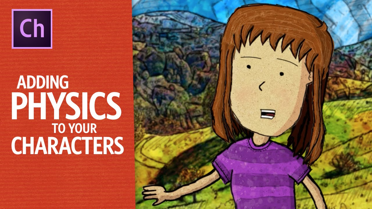 Adding Physics To Your Characters Archived Adobe Character