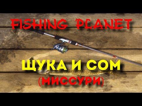fishing planet ловля уникального сома