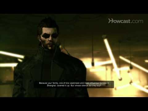 Deus Ex: Human Revolution Walkthrough - Shanghai Justice (3 of 4)