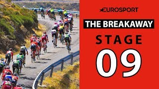The Breakaway: Stage 9 Analysis | Vuelta a España 2019 | Cycling | Eurosport