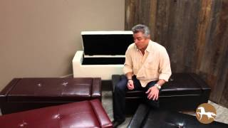 Christopher Knight Home Storage Ottoman Now Available on Target.com