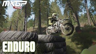 MXGP Pro | Piste d'enduro en 125cc 2 temps !