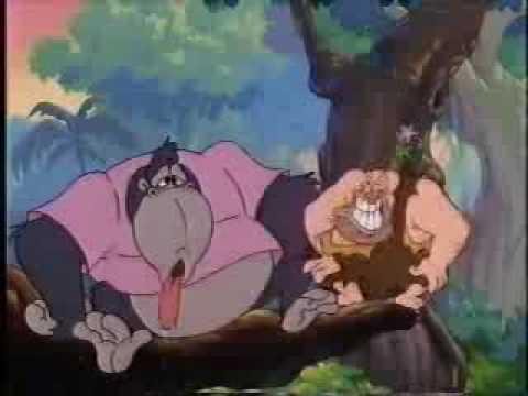 Disney's Marsupilami - Normzan Of The Jungle