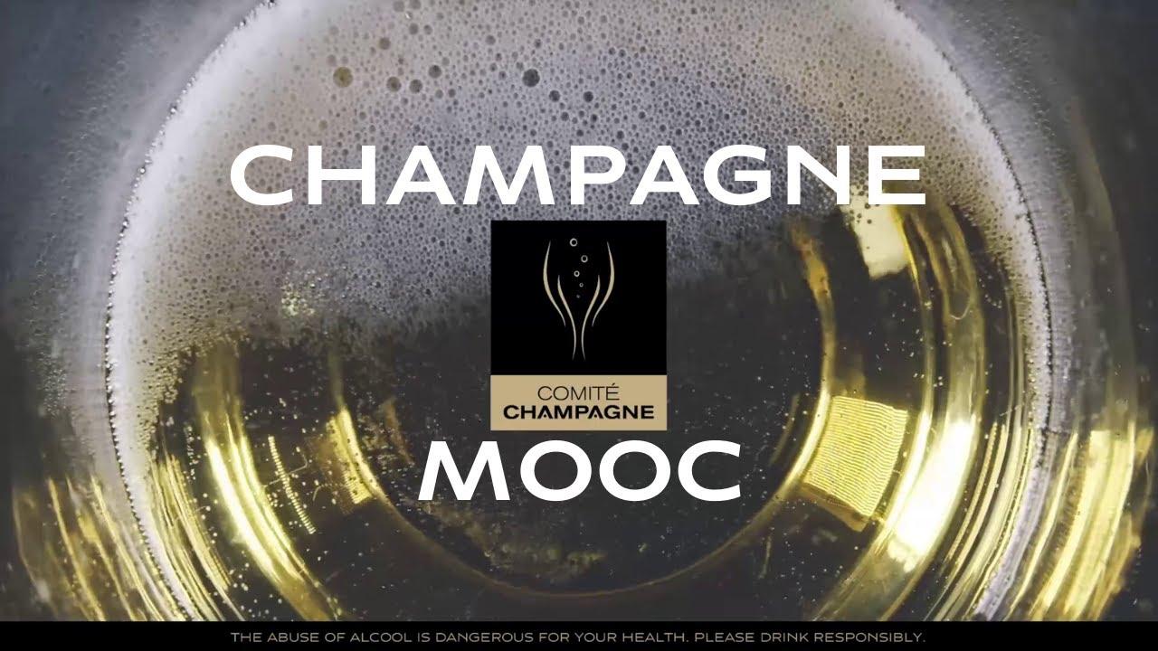 Online cursus van Comité Champagne