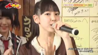 Berryz工房(徳永千奈美) ℃-ute(岡井千聖) モーニング娘。(飯窪春菜)