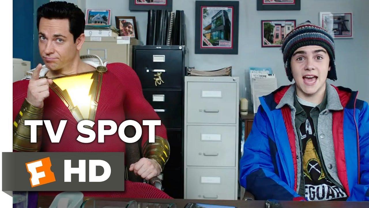 Shazam! Sneak Peek (2019) | Movieclips Trailers