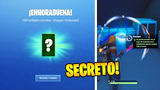 * SECRET REWARD* WHEN GETTING 100 FORTBYTES IN FORTNITE!! 🔥