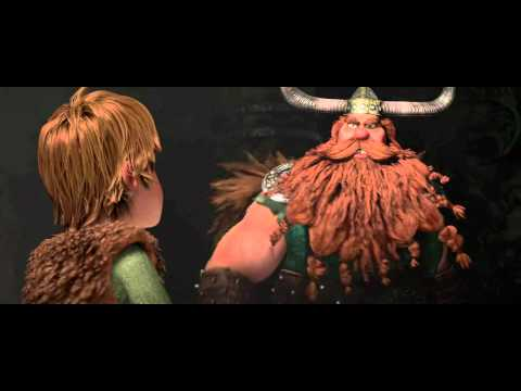 Hiccup to Stoick - Perfect