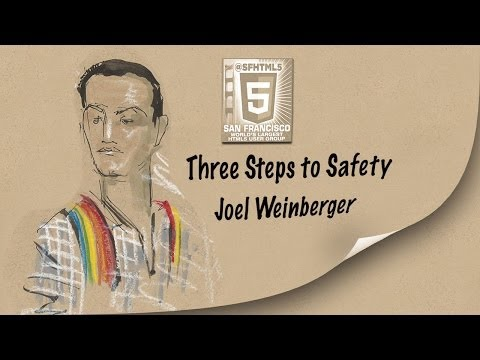 Three Steps to Safety - Joel Weinberger