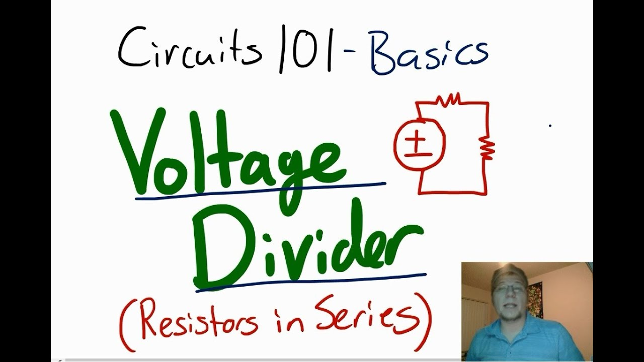 Voltage Divider And Series Resistors Youtube Calculator