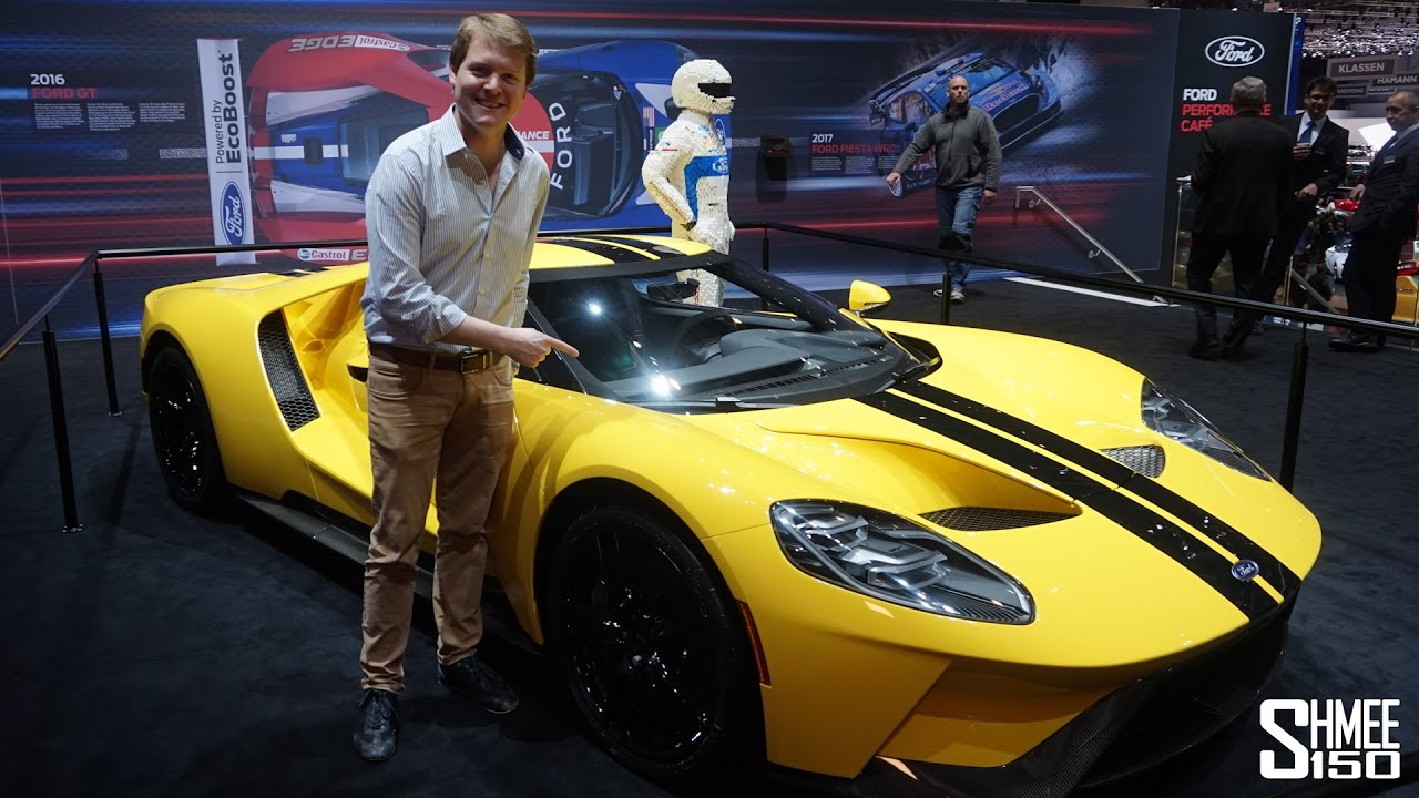 Things I Didnt Know About Ford Gt Inside My Future Car
