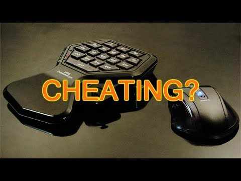 Is It Cheating? Mouse And Keyboard PS4 Gameplay - Gaming Mouse Vs Controller