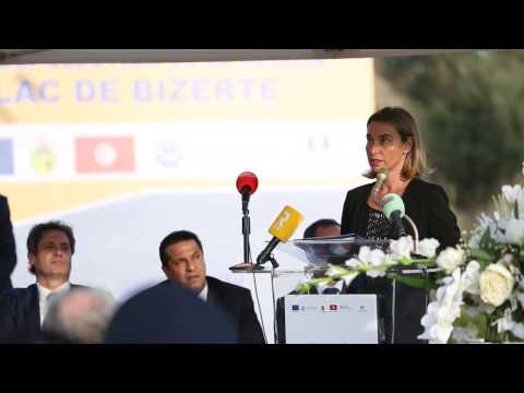 Launch of UfM-labelled Integrated Programme for the Protection of Lake Bizerte against Pollution