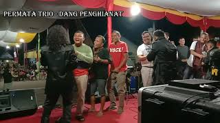 PERMATA TRIO - Dang Penghianat Au (Live Tomok - Banjir Saweran bah 😊😊😊)