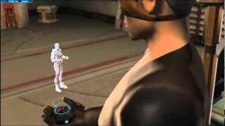 SWTOR - Jedi Knight Romance Option Ranna Tao'Ven