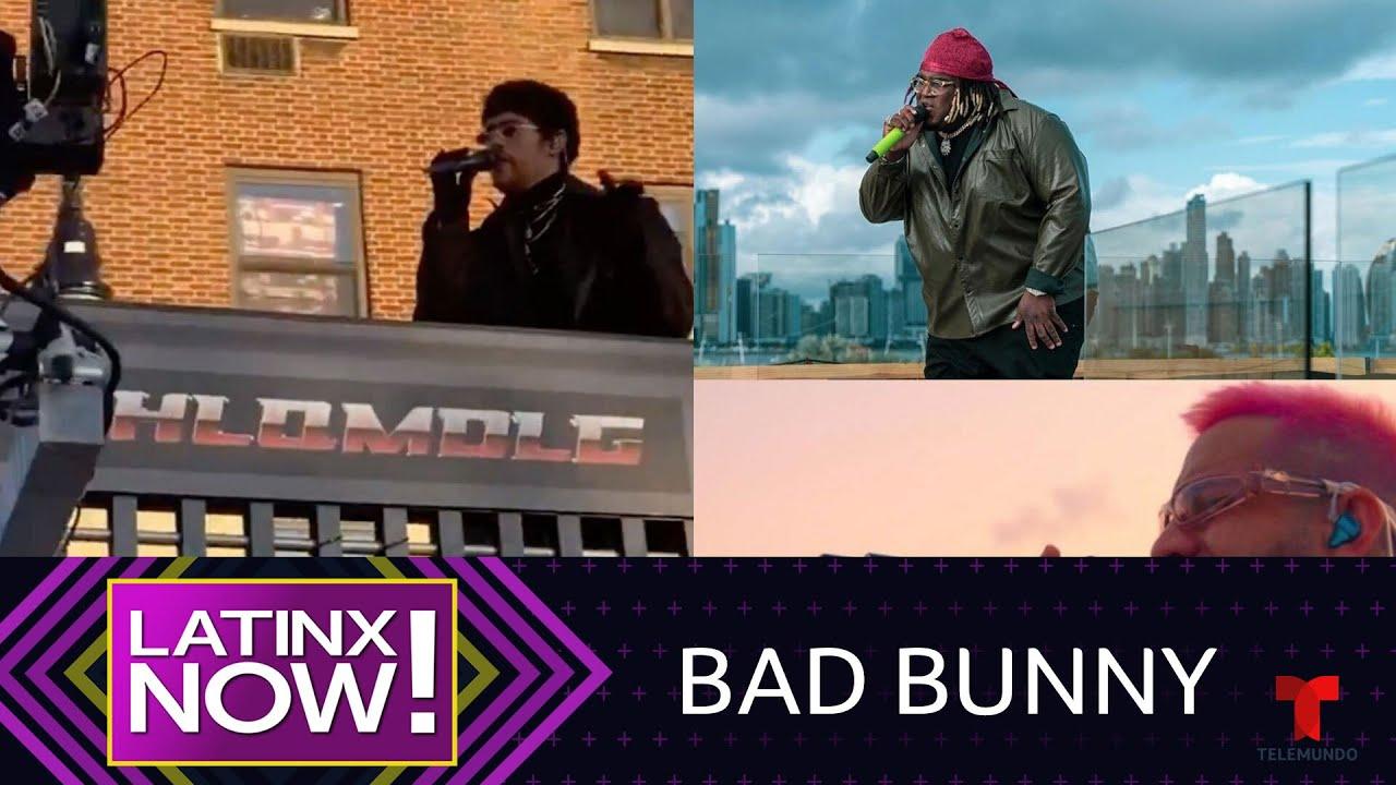 ¡Reapareció Bad Bunny!, y este es el mensaje para sus seguidores   Latinx Now!   Entretenimiento