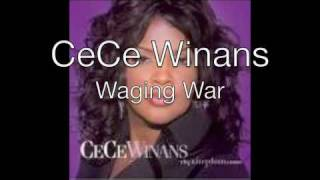 Cece Winans-Waging War With Lyrics.