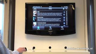 Synology DS1010+ with Plex Media Server remote streaming demo