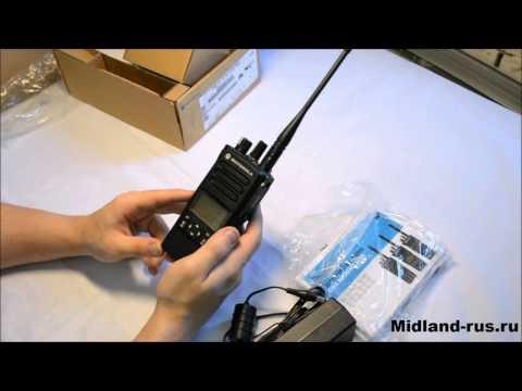 Обзор рации Motorola DP4601