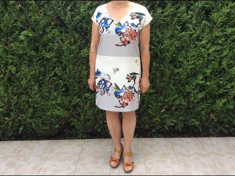 Coudre une robe - Tuto Couture Madalena