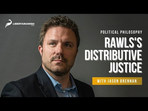 5. Rawls's Distributive Justice  | Political Philosophy with Jason Brennan