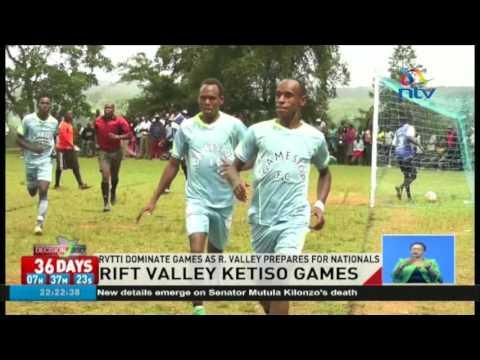 RVTTI overall winners Kenya Technical Training Institutes Sports Organisation games