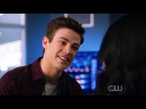 The Flash 4x22/Barry talks to Cisco and...