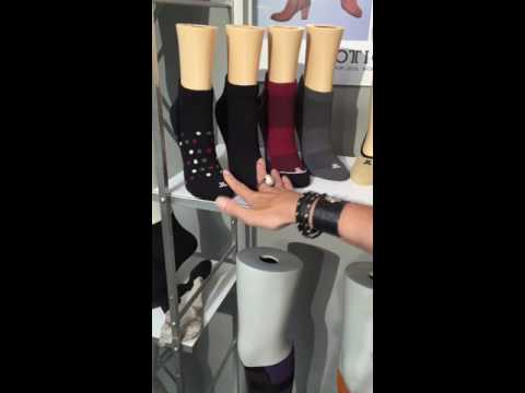 Bootights 2 Pack Low-Show Socks and Foot Liners