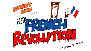 French Revolution in 9 Minutes